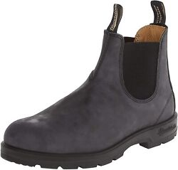 Blundstone Menand039s 587 Round Toe Chelsea Boot