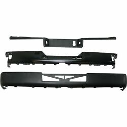 New Rear Bumper Assembly For 2016-2019 Nissan Titan Xd Ni1103137 Ships Today