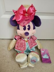 Minnie Mouse The Main Attraction Limited Edition Mad Tea Party Plush