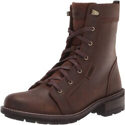 Keen Womenand039s Oregon City Mid Height Leather Casual Combat Boot