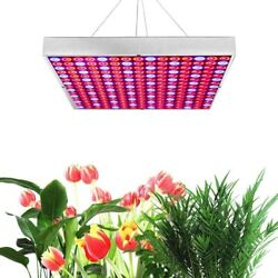 Exmate 45w Led Grow Light For Indoor Plants Growing Lamp 225 Red Blue 45w