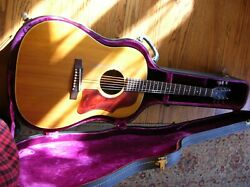 1968 Gibson J-50 Acoustic Professional Guitarist Owned