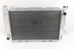 3row Radiator For 1985-1997 Ford F150 F250 F350 F450 Bronco Truck 5.0 5.8 7.5 V8