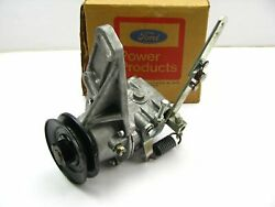 Nos Oem Ford E4jl-12450-ca Tractor / Industrial Engine Governor Hoof Bd875d