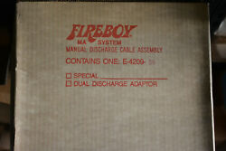 Fireboy E420908 Discharge Cable Kit 8 Feet