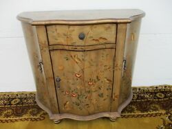 Console Cabinet Superb Foyer Credenza Explosive Color Hall Commode Chest Uship