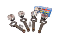 Wiseco For Mitsubishi Forged Pistons Manley Connecting Rods Arp Bolts Aemx2 Evo8