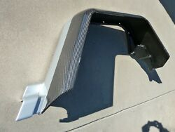 Mercedes Benz G-wagon G550 Squared Right Front Carbon Fender Flare Molding Oem
