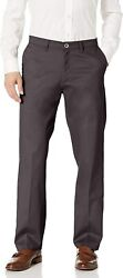 Lee Menand039s Total Freedom Stretch Relaxed Fit Flat Front Pant