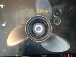 Evinrude Outboard 90hp Propeller Part 389948