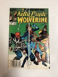 Kitty Pryde And Wolverine 1984 6 Nm | Canadian Price Variant Cpv |