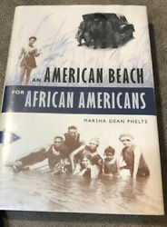 An American Beach for African Americans Book $6.00