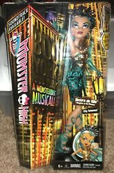 Monster High Boo York Nefera De Nile Doll Rare And Hard To Find