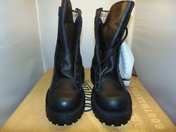 Danner Womens Duty Combat Leather Boots Unis Acadia 212108 Black Size 6 New