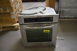 Kitchenaid Kebs177sss 27 Stainless Single Electric Wall Oven Nob 35407 Mad