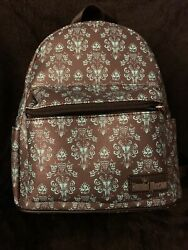 Disney's Haunted Mansion 50th Anniversary Backpack Target Exclusive NWOT $69.99