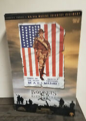 Bayonets And Barbed Wire Series 3 Us 5th Ww 1 Marine Infantry Reg. Peter Jackson