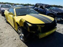 Rear Bumper Coupe With Rear Park Assist Opt Ud7 Ss Fits 14-15 Camaro 358648