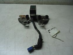 Yamaha Rxs100 Instrument Panel Rxs100 Cluster And Mount 1985