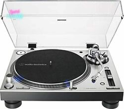 Audio-technica Lp140xp Direct-drive Professional Dj Turntable Player Silver New