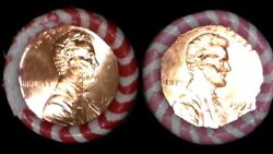 1992 D And 1992 P Bu Roll Lincoln Cents Original Collection Rolls 1order = Both