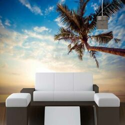 Coconut Clouds Sky 3d Full Wall Mural Photo Wallpaper Printing Home Kids Decor