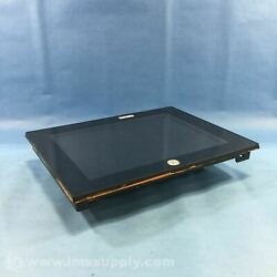 General Electric Ic755css12cda Quickpanel+ Touchscreen Rsip
