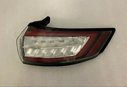 2015-2018 Oem Ford Edge Outer Tail Light Lamp Low Level Rh Pure Led