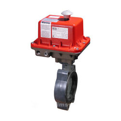 Assured Automation Kfewepxb7a Fe Series Pvc Butterfly Valve Mfgd