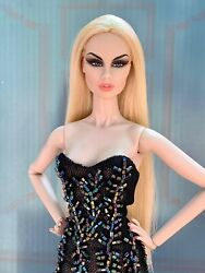 Head Only Fashion Royalty Adorned Vanessa- 2014 Gloss Convention Le 500 Ooak