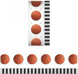 2 Rolls Sports Basketball Washi Tape Decorative Planner Supply Papercraft Party