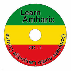 18 Cd Pack Learn How To Speak Amharic Language Full Audio Course Easy/expert