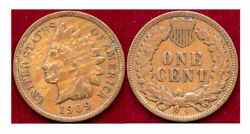 1909-s 1c-key Date With Lowest Mintage -indian Head Cent++