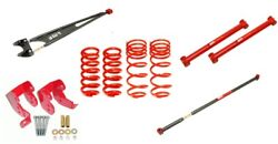 Bmr Suspension For Torque And Lower Control Spring Relocation Bracket Panhard Rod
