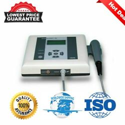 1/3 Mhz Ultrasound Therapy Device, Graphic Lcd Display For Professional Use