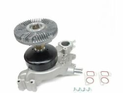 For Silverado 1500 Hd Classic Engine Water Pump With Fan Clutch 33299ss