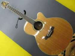 Takamine Dmp500sp-nj2 Electric Acoustic Guitar With Gig Bag Safely From Jp K Qq