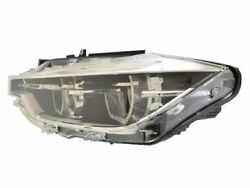 For 2016 Bmw 328i Xdrive Headlight Assembly Left Hella 95474pn