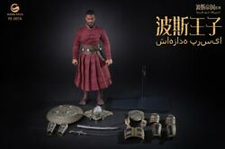 Hengtoys 1/6 Persian Empire Series Pe-007a The Of Persia Action Figure