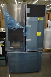 Ge Gfd28gslss 36 Stainless French Door Refrigerator Nob 104143