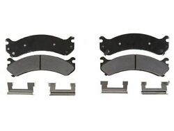 For 2009-2017 Chevrolet Express 4500 Brake Pad Set Front Ac Delco 11726ck 2010