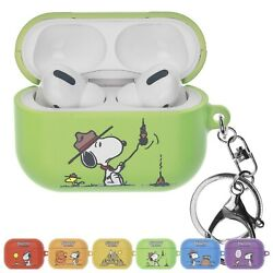 Willbee Camp For Airpods Pro Case Keychain Key Ring Hard Pc Shell Cover