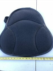 Impact Gel Extra Large Air Ride Mesh Seat Pad For Harley And Other Makes