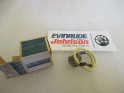 E119 Johnson Evinrude Omc 378333 Rectifier Oem New Factory Boat Parts