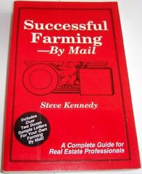 Successful Farming By Mail By Steve Kennedy Excellent Condition