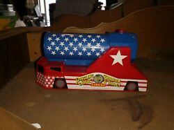 Rare Vintage Ringling Brothers Barnum And Bailey Circus Human Cannon Ball Toy