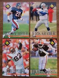 1994 Pro Line Live Football Cards Nfl - You Pick - Free Shipping