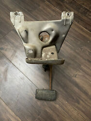 1963 1964 Ford Galaxie 500 Automatic Auto Transmission Brake Pedal W/ Mount Oem
