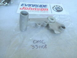 N13b Johnson Evinrude Omc 331108 Shift Lever Assembly Oem New Factory Boat Parts