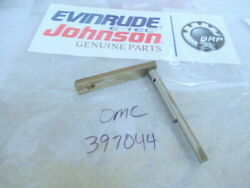 N13b Johnson Evinrude Omc 397044 Shift Lever Oem New Factory Boat Parts